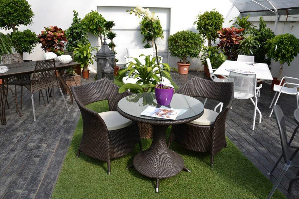 mobili da giardino e terrazzo roma nord vivai fleming